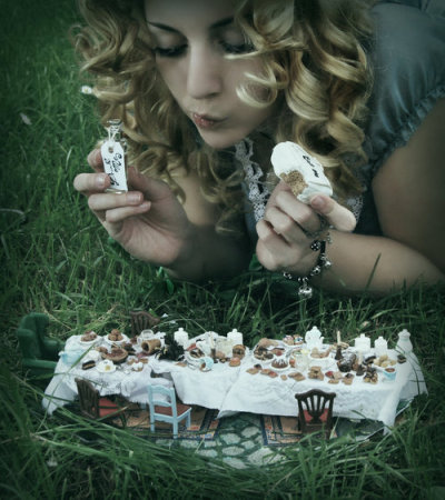 dollshousedropin:  Too big or too little by ~Jeyam-PClay on deviantART on we heart it / visual bookmark #2487337