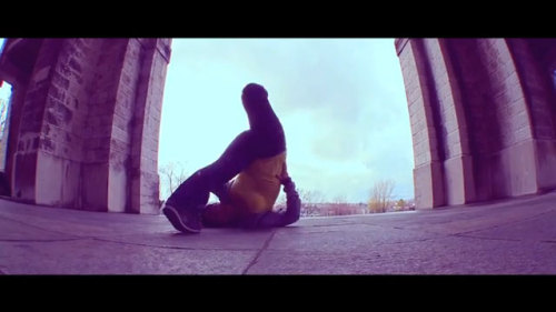 New BGIRL on One Bboy One Move, Bgirl Wise - Kinda Moves from France