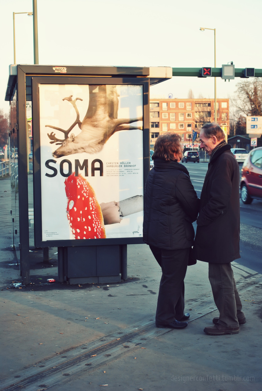 """Soma""… The exhibition we visited today…"