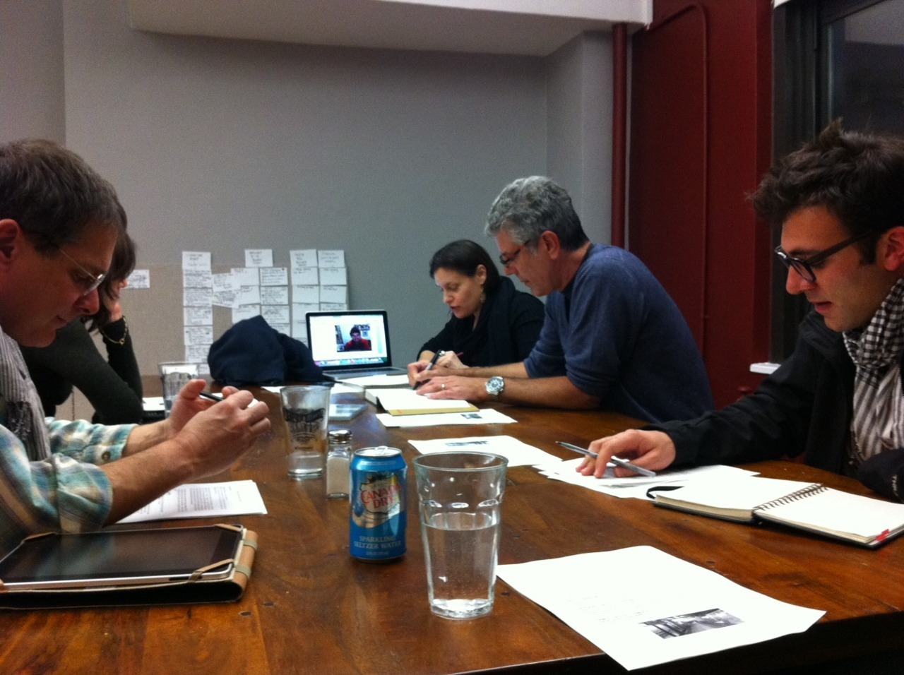 @IntoNoRes:ABNR Japan production meeting @ ZPZ HQ http://yfrog.com/h32pru