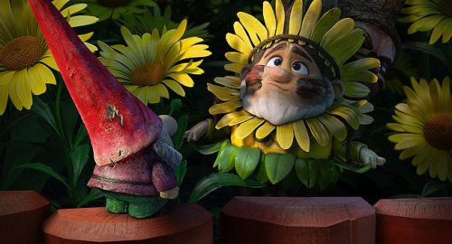 "Over the course of 12 months while working on ""Gnomeo & Juliet"" I slowly collected about 350 stills for marketing. This is a small chuck of them. Any other pics you see are probably from me as well."