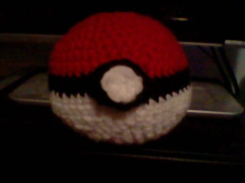Made for my bff for christmas <3 :3 pics from nintendo dsiXL so not great quality. check me out on deviantart @deathlydreams and watch me for more! Pattern from wolf-dreamer.