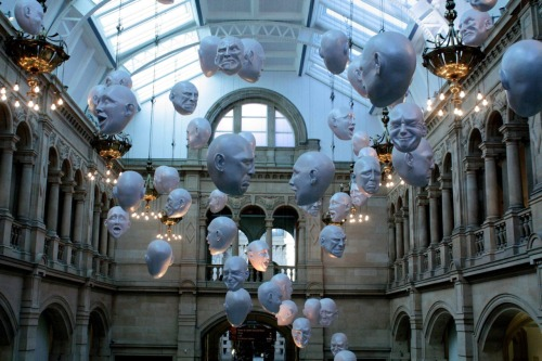 installation i secretly wish I'd made kelvingrove museum and art gallery