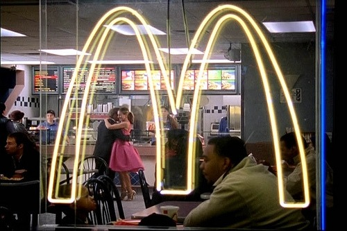 McDonalds. Bringing you love since Sex and the City was aired weekly on HBO. XOXO