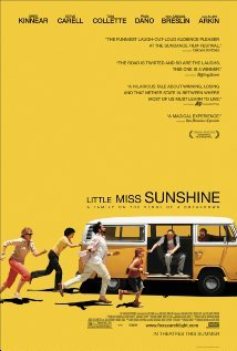 savitriandari:  awww i love love love little miss sunshine. abigail breslin is so adorable and cute.. dan banyak quotes-quotesnya yang gw bilang bagus banget… ini memorable quotes-nya little miss sunshine yang gw suka : Richard: There's two kinds of people in this world, there's winners and there's losers. Okay, you know what the difference is? Winners don't give up Dwayne: You know what? Fuck beauty contests. Life is one fucking beauty contest after another. School, then college, then work… Fuck that. And fuck the Air Force Academy. If I want to fly, I'll find a way to fly. You do what you love, and fuck the rest. Grandpa: Losers are people who are so afraid of not winning, they don't even try. Olive: Do you think there's a Heaven? Frank: Well, it's hard to say, Olive. I don't think anyone knows for sure. Olive: I know, but what do *you* think? Frank: Well… um… uh… Olive: I think there is. Frank: Think I'll get in? Olive: Yeah. Frank: Promise? Olive: Yeah. Frank: No one gets left behind! No one gets left behind! Outstanding soldier! Pas olive mau makan es krim tapi kata bapaknya itu bikin gendut : Grandpa: Olive, Richard is an idiot. I like a woman with meat on her bones.