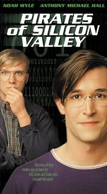 Pirates of Silicon Valley.  Really interesting little TV film about Jobs and Gates. Noah Wyle is Jobs. Great turn.  Worth checking out, although only goes upto late nineties, when Jobs was sacked.  This is ripe for a sequel in the next few years ;)