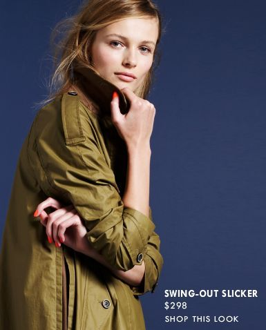 theglitterguide:  J. Crew spring collection series