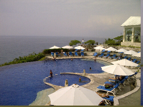 Blue point @ uluwatu