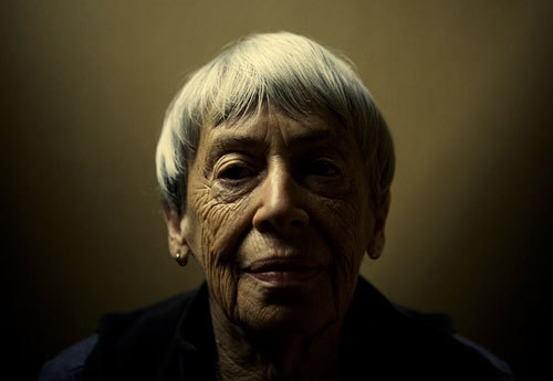 """Morning comes whether you set the alarm or not.""   - Ursula K. Le Guin"