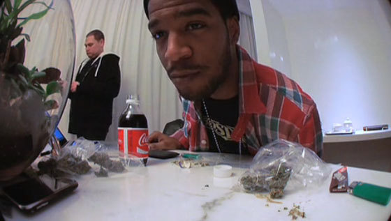 Happy birthday to a kid named Cudi.