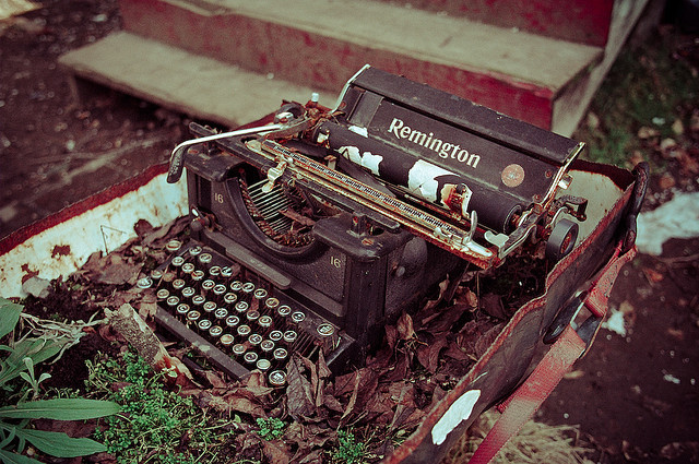 Remington_Typewriter (by Kyle Johnson)