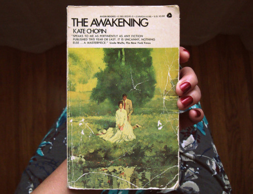 The Awakening by Kate Chopin (by il'Felinofelice)