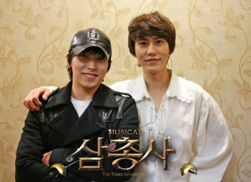 KyuMin is my couple love! kkkk :D
