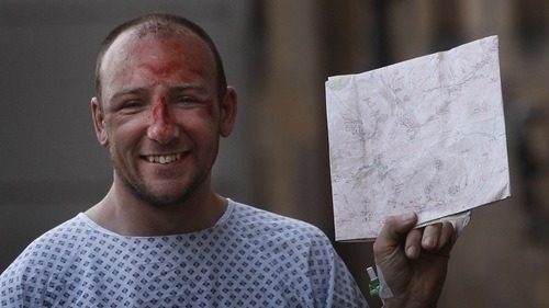 "haterina:  name-redacted:  hlewisallways:  British climber Adam Potter fell 1,000 feet down the side of a mountain in the Scottish Highlands. A helicopter crew found him half an hour later, standing on his feet reading a map. How did he survive? Potter was climbing a mountain called Sgurr Choinnich Mor with his girlfriend, two friends, and his dog when he slipped on the snow and rolled down a ""rough scree slope,"" over three hundred-foot-high cliffs, and finally onto a boulder, which he thinks may have knocked him out. Hardcore Scotland.  A brief side note. Adam Potter lives in Glasgow, he's a proud Scotsman. He's also - I think it's fair to say - an unkillable bad ass, no? Yet read the first word again. They describe him as a British climber. This is, technically, correct. Scotland is a part of Great Britain, which in turn makes him a British resident. But here's the rub. Had he actually pushed someone off a cliff, then he'd have been labelled as Scottish, instantly and indelably. No British person has ever murdered anyone, or lost a sporting match, or made a movie which flopped or done anything bad, ever. English people have, Welsh people have, Scottish people have, but never a British person. British people can be victims of a terrorist attack, but never the terrorist. If I were to foil a bank robbery, I'd be described as a London resident, but if I were the one robbing the bank, I'd be described as Irish. This is a problem I have with the way conversations about Race and Ethnicity play out on Tumblr, they're almost always based on the way North Americans percieve it. White Privilege doesn't work the same way over here as it does elsewhere. It still exists, obviously, but we have our own version of shading over here, which isn't taken into account in traditional views.  There are always methods to demarcate ethnocultural differences. That is to say, more clearly, that there's foreign and then there is really foreign. Perhaps there is race and then there is ethnicity. You get shit for being Irish here, but you might be ~honoured~ as a London resident as you said. You're not That Type of Irish Person, you're assimilated successfully in London. And either way, you're still white, so you still have that going for you — until you open your mouth, as you've mentioned before. Always a ""gotcha!"" game of Are You Other Enough? With my accent and habits, I could be considered English — and I have consciously taken to describing myself as English so that I and others are aware of my particular position so I don't just homogenise the whole of the British Isles with my talk. I've also found that ""English"" is also the word used by the Daily Mail readers as another way of saying ""Proud to be White And the Best Type of White Thank You Very Much"". Furthermore, person of colour describing oneself as British sometimes has overtones of [British] Empire to it, even though my country of ethnic origin was never subject to that. I was born in England and have lived here all my life, have witnessed attitudes towards Irish, Scottish and Welsh people, looked at and performed the constructed English image - stiff upper lip, queues, crumpets, weather, especial humility… so am I English? Do I have English privilege but not white privilege? Is Englishness ethnicity or nationality for me, or indeed for anyone…? English privilege is weird to describe and make distinct BUT i have (albeit rarely) seen discussions of Statesider privilege conferred to those in the USA, soooo I think it makes sense to mark out these differences as such things obviously don't take place in a void. And I don't think there's a zero sum game here of privilege trumping. I think there was another post along the same lines as this. The person who wrote it is an Irish Traveller. They outlined how they were marked as Other in Ireland but elsewhere would pass as white, and so was simultaneously privileged yet not in terms of race (white) and ethnicity (Irish Traveller). I have a feeling that this particular issue is just a whole other bunch of things to consider in and of itself though, which shows just how important it is to localise discussion sometimes and be as specific as you can."