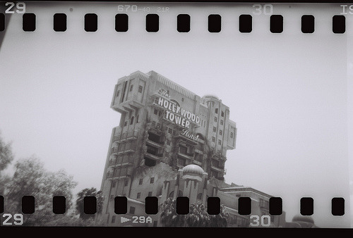 Hollywood Hotel, by JoshuaColeman.