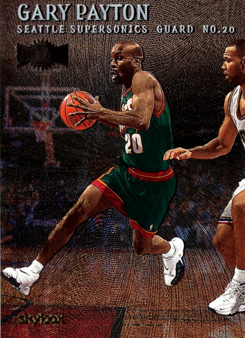 Gary Payton - Nike Air Zoom GP