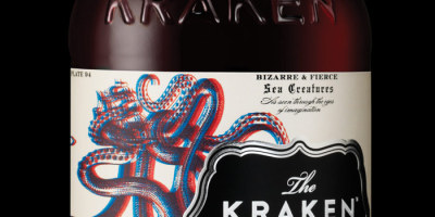 The Kraken 3D - TheDieline.com