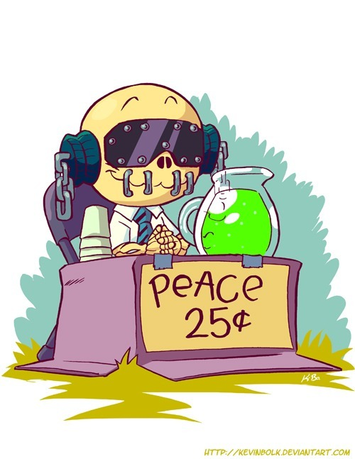 Little VIC selling PEACE
