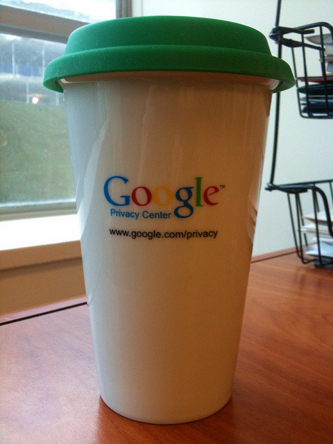 Google Has Privacy Mugs