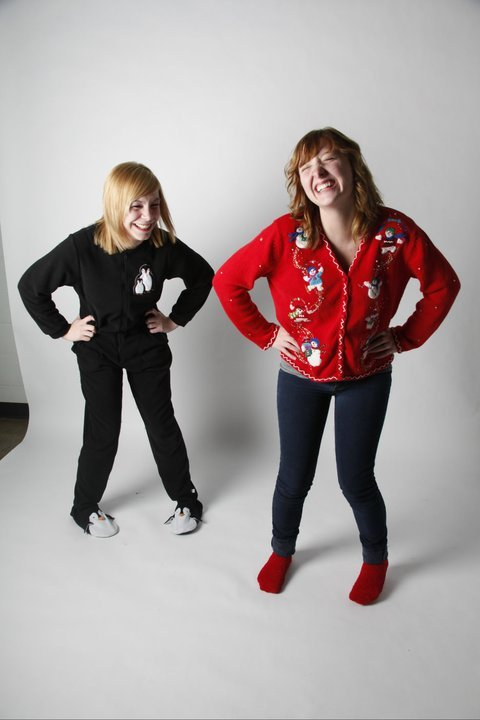 Taken: January 31, 2011.Models: Me and Kaylynn.Photo Credit: Leah Proctor.