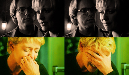 "30 Days of Sam Carter | Day 8 - Favorite moment(s) with Daniel  Sam: I know I'm supposed to be detached.Daniel: (concerned) Who said that?Sam: Sometimes I forget you're not military. - Stargate SG-1, 1x15: ""Singularity"" —- Sam: You have an effect on people, Daniel. The way you look at things, it changed me too. I see what really matters. I don't know why we wait to tell people how we really feel. I guess I hoped that you always knew. - Stargate SG-1, 5x21: ""Meridian""  So I'm cheating a bit, picking two moments, but one of my favourite things about Stargate is the way that Sam grows. In early season one, she's so defensive about her gender, and so determined to prove herself. I see Singularity as a big turning point for her, because it's one of the first times that we see her break down. Daniel is there for her, and he understands when nobody else does. What Sam considers a moment of weakness, Daniel sees as basic human compassion. For me it all comes full-circle with Daniel's death a few seasons later. She did change, and she did grow, and Daniel was a big part of that."