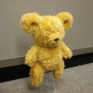 Mof-Mof bear ファーを身にまとったクマ。 BLOG: paer cup bear etc2