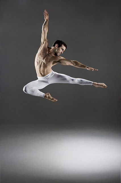 Evan Adler Dance Photoshoot (by )