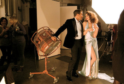 Jake Gyllenhaal & Anne Hathaway - Vanity Fair Hollywood Issue behind-the-scenes by Rachel D. Williams