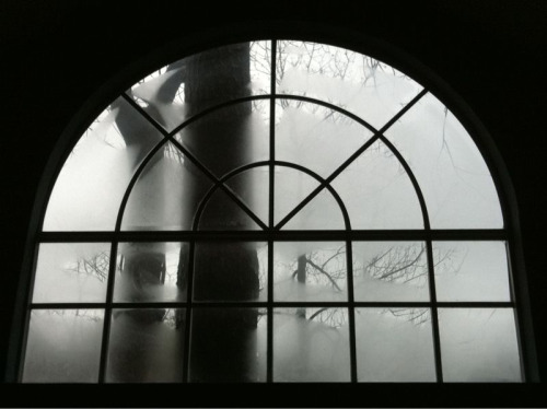 Cold front fogged all the windows of my home. From 60 to 30's in minutes!