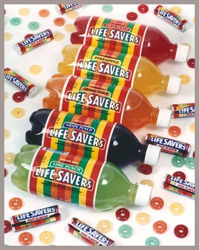 Life Savers Soda