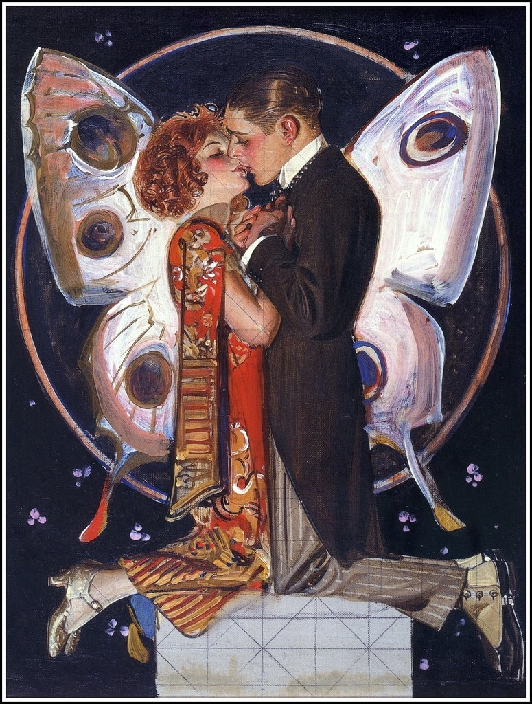 bigbowlofsoup:  JC Leyendecker 1923