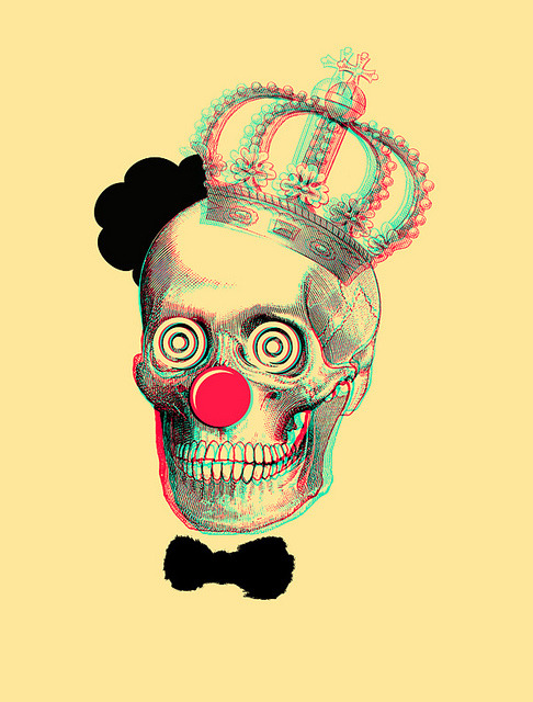urhajos:  dead clown (by willian Sanfer)