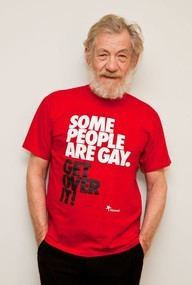 Keepin' It Real: This goes out to Sir Ian McKellan: you ain't never lied!