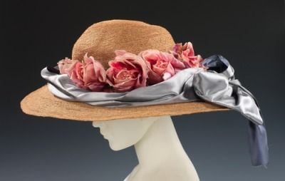 Hat by Madame Alphonsine, 1910
