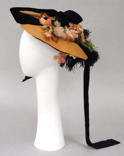 Hat, beginning of the 20th century