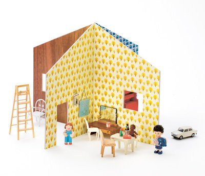 Dollhouse $45.75 From Ferm Living Here