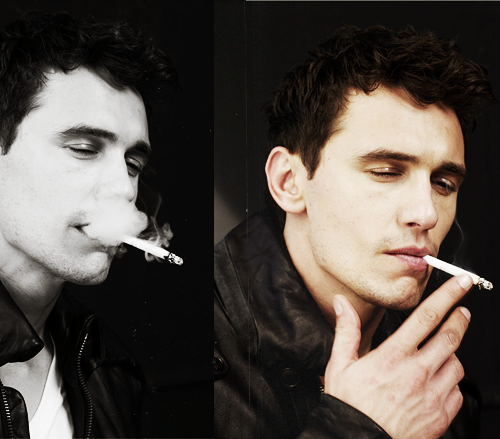 James Franco. Is. Yum. <3