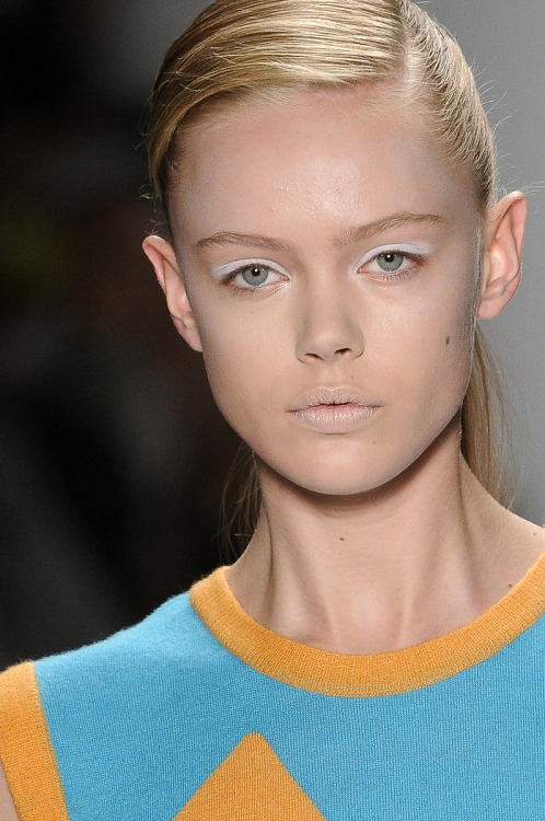 Frida at Prabal Gurung S/S 2011.