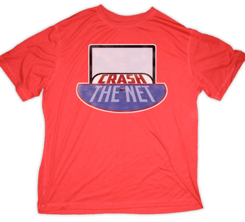 RMNB presents our new Crash The Net t-shirts. Grab one today.