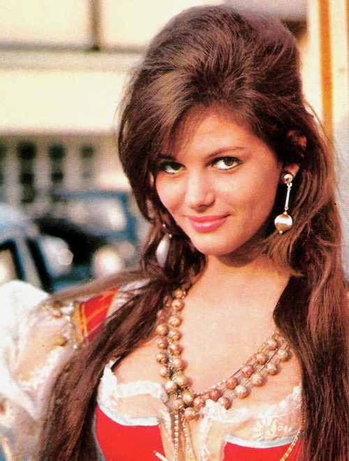 Claudia Cardinale in Cartouche (1962) Image Source: Flickr