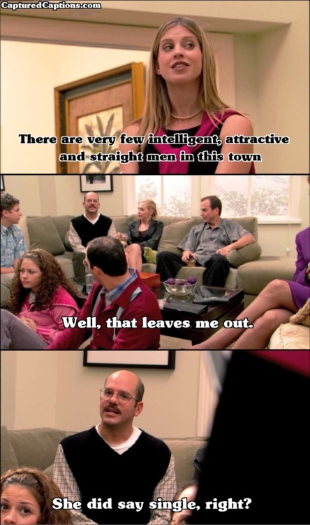 capturedcaptions:  Arrested Development - S1E11 - Public Relations - 6:11 Well, that leaves me out Follow Captured Captions