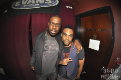 two of my favorite artist Robert Glasper and Bilal