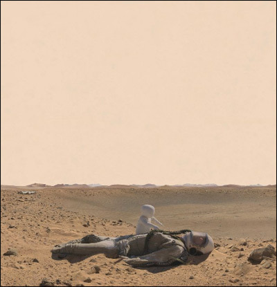 Coilhouse » Blog Archive » Mars: Adrift on the Hourglass Sea