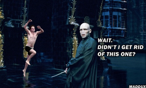 @MadduxFF LoL…Voldemort.  ——-  Jumping Rob overstays his welcome.