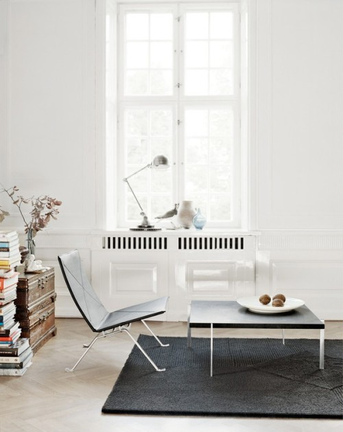 designismymuse:  The home of Fritz Hansen