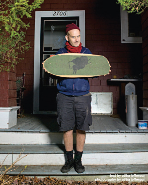 lifeonfiction:  fionafix-it:  I want to knit Ian Mackaye hats to keep his bald age-ed punx head warm.  Brian thinks this is Captain America.
