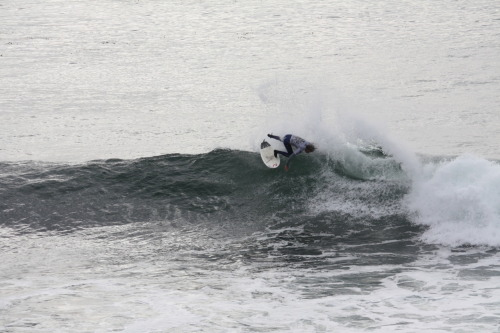Losing my footing.  Matt Wilkinson.  Santa Cruz 2010.