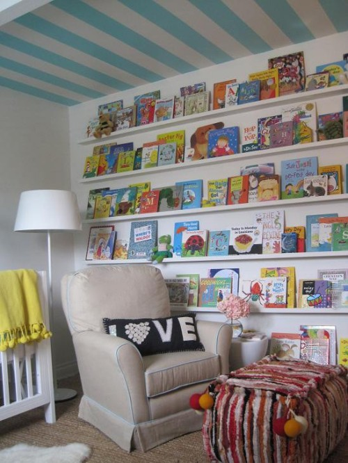 My dream children's room.  (via)