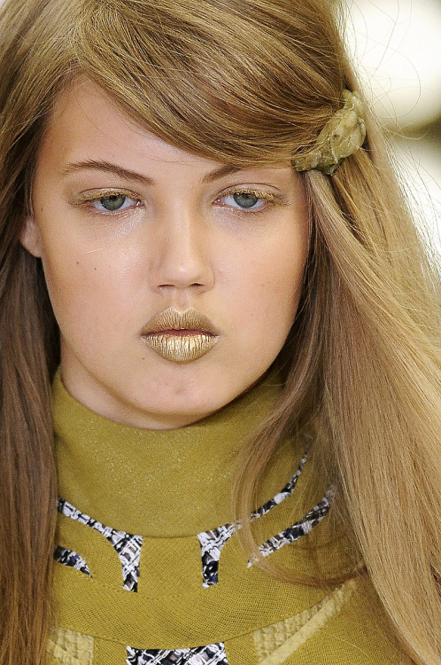 Lindsey at Rodarte S/S 2011.