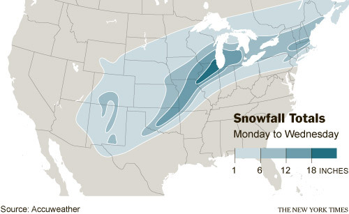 Storm coverage graphic. I love the incidental question mark. Image from this article